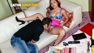 Kristina Rose cheats on husband - Latin Adultery