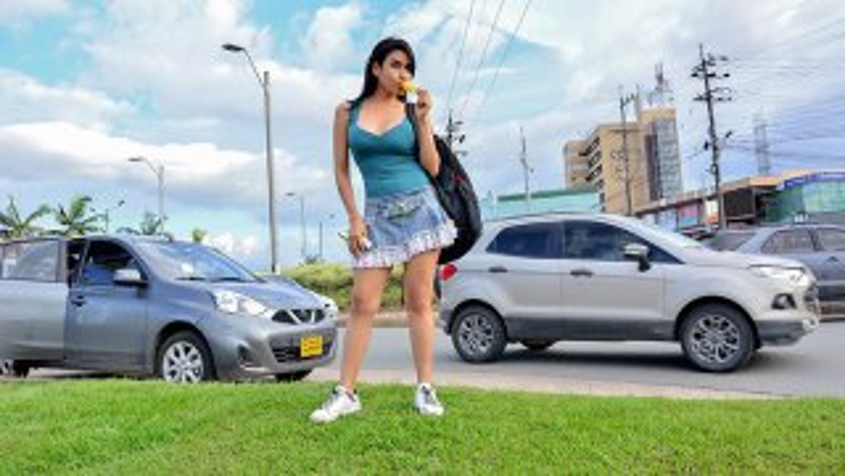 Hot Wet Latina Summer - Oye Loca