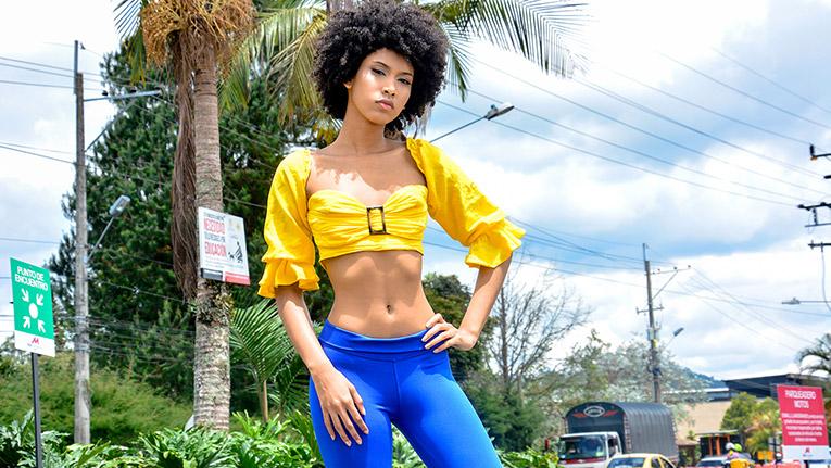 Exquisite Ebony Latina Loving - Oye Loca
