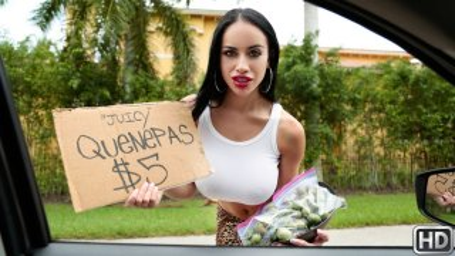 Selling Nuts - 8th Street Latinas