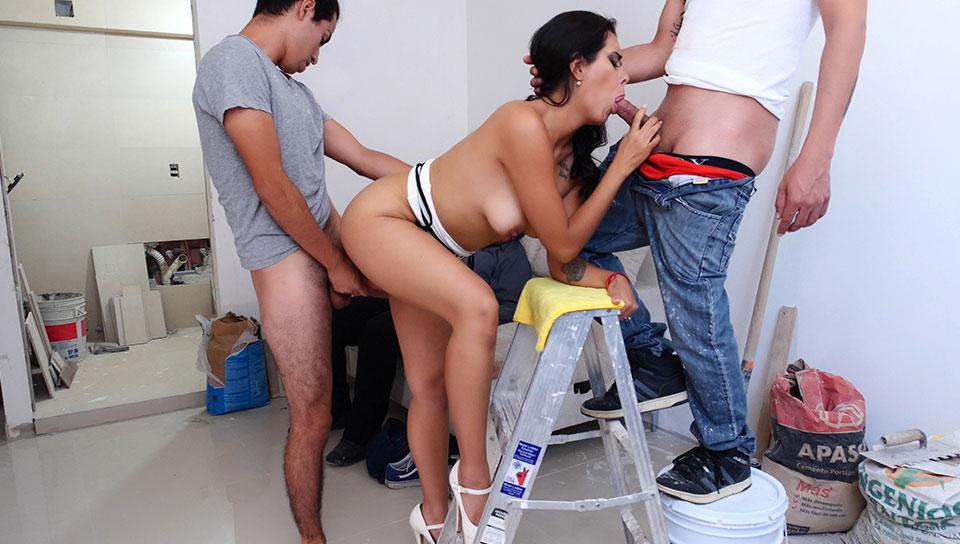 Bricklayers . Paula Ramos - SEXMEX